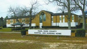 The Pearl River County Hospital was recognized for its completion of the first stage for the computerization of health records.