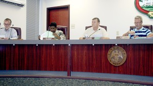 BUDGET TIME: Picayune's City Council is expected to adopt a budget at Tuesday's meeting. Photo by Jeremy Pittari