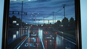 """Photo by Cassandra Favre This piece titled """"The Way Home"""" by artist T.A. Gray was entered into a former art show. The Picayune Knights of Columbus fifth annual art show will be open to the public on Saturday, Sept. 6 from 10 a.m. to 6 p.m. and Sunday, Sept. 7 from 1 p.m. to 6 p.m."""