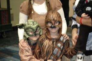 Yoda & Chewy