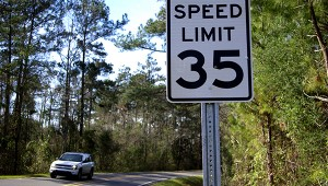 Jesse Wright   Picayune Item Can't drive 55: Speeding tickets are rare in most counties in Mississippi. That's because most sheriff's deputies are forbidden from using radar by state law. The state's sheriff's association is advocating for a law change this year though.